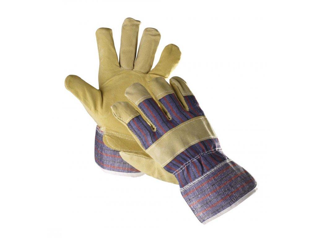 Pracovní rukavice kombinované TERN
