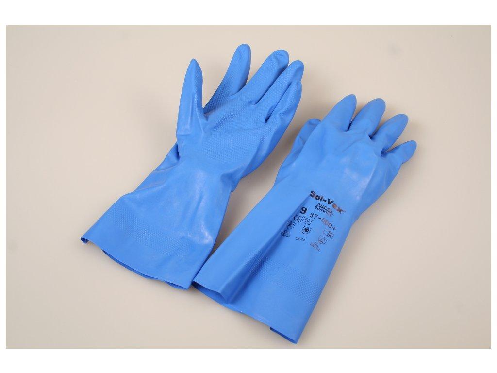 Pracovní rukavice SOL-VEX ANSELL 37/695