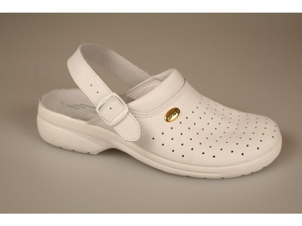 Sandál dámský celokožený MISA