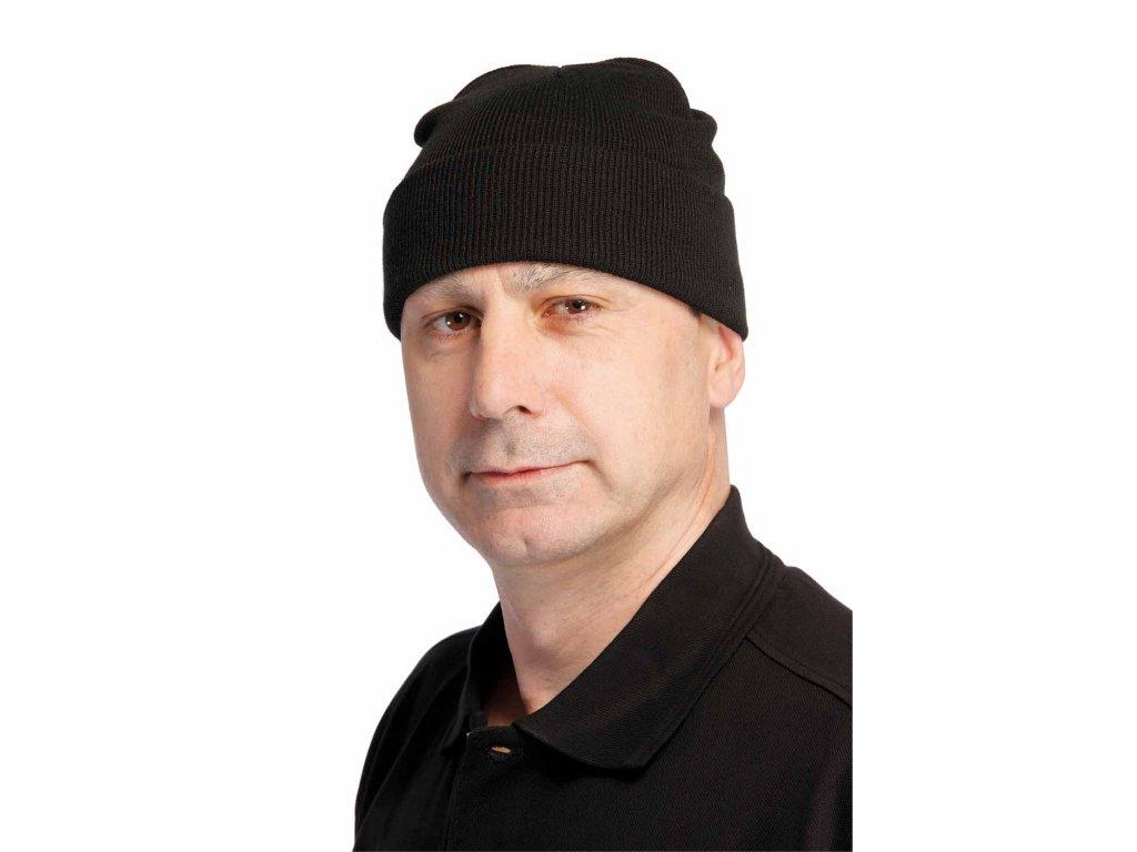 Čepice teplá pletená MASCOT