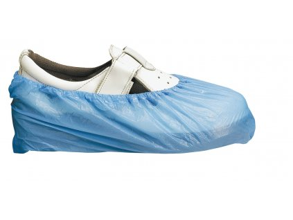 Návlek na obuv jednorázový polyetylén ANSELL 15x36 cm