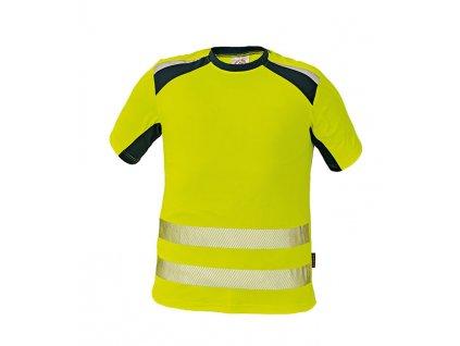Reflexní tričko ALLYN HV žlutá