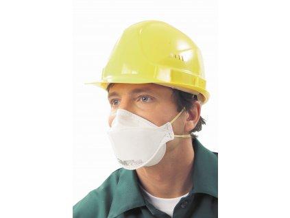 Filtrační polomaska (respirátor) 3M FFP1 9310