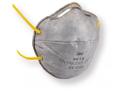 Filtrační polomaska (respirátor) 3M FFP1 9913