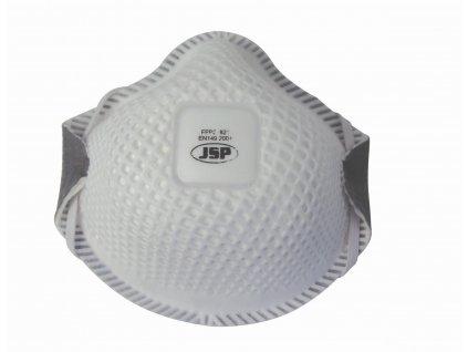 Filtrační polomaska (respirátor) JSP FLEXINET FFP2/821