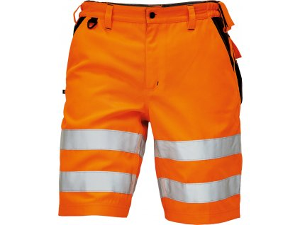 Šortky KNOXFIELD HI-VIS SHORTS oranžová