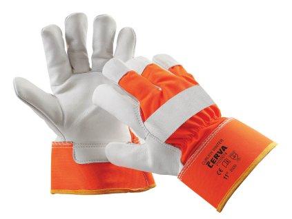 Pracovní rukavice kombinované CURLEW WINTER