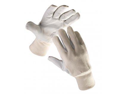 Pracovní rukavice kombinované PELICAN PLUS