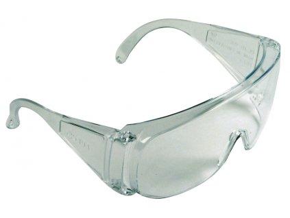 Ochranné brýle BASIC čiré
