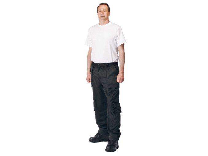 Kalhoty lehké pracovní RHINO černé
