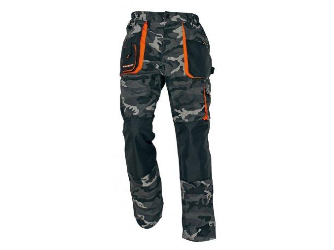Montérkové kalhoty do pasu EMERTON CAMOUFLAGE