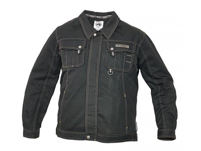 Montérková bunda NARELLAN černá