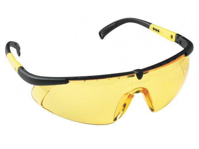 Ochranné brýle VERNON I-SPECTOR žluté