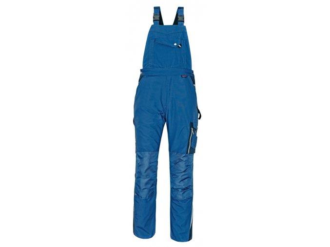 Kalhoty s laclem ALLYN modrá