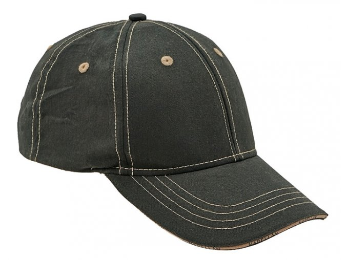 Čepice baseball NARELLAN černá