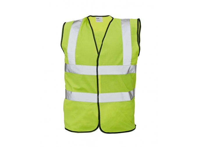 Reflexní vesta LYNX PLUS žlutá