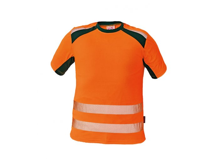 Reflexní tričko ALLYN HV oranžová