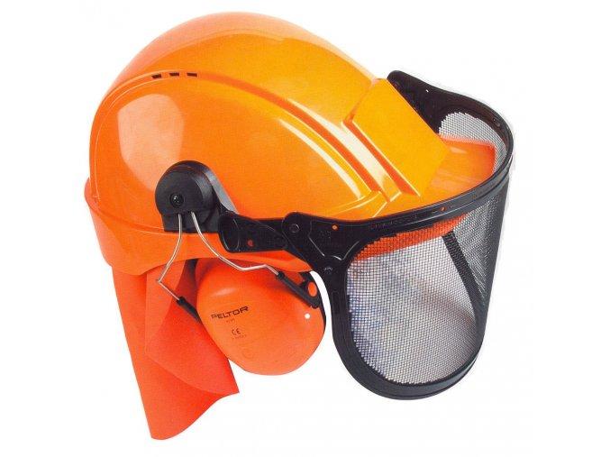 Mušlový chránič sluchu H31P3K k lesnickému kompletu PELTOR LES