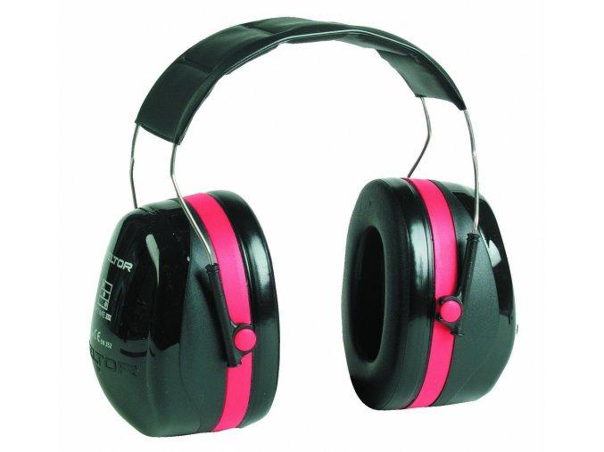 Mušlový chránič sluchu PELTOR H540A-411-SV OPTIME III