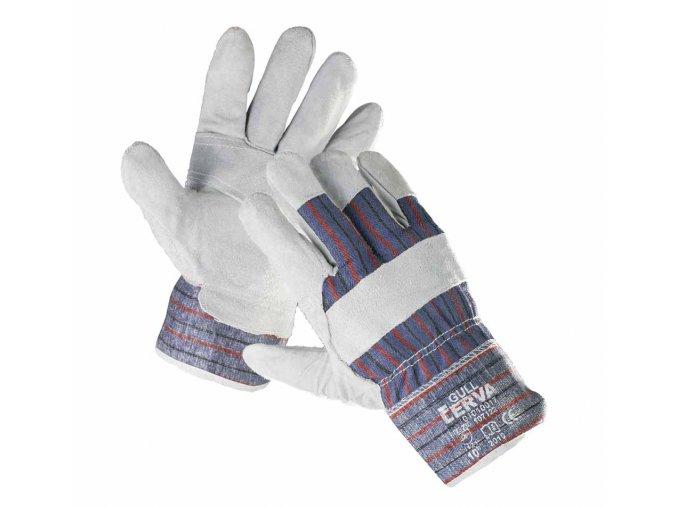 Pracovní rukavice kombinované GULL