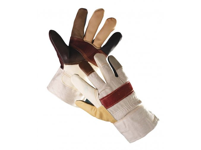 Pracovní rukavice kombinované teplé FIREFINCH