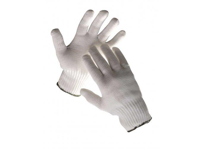 Pracovní rukavice pletené bezešvé SKUA