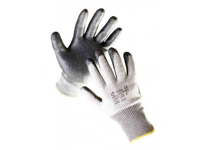 Pracovní rukavice pletené máčené RAZORBILL