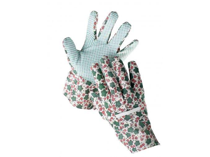Pracovní rukavice textilní šité povrstvené AVOCET
