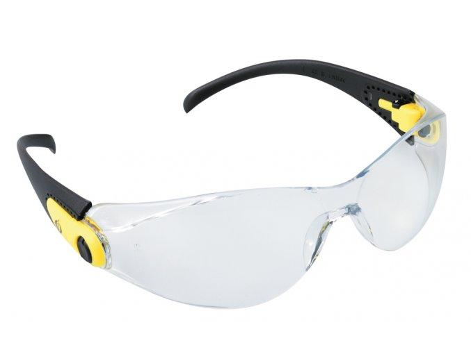 Ochranné brýle FINNEY I-SPECTOR čiré