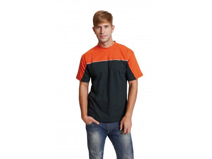 Tričko s krátkým rukávem EMERTON