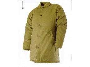 Vatovaný kabát
