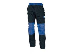 Montérkové kalhoty do pasu STANMORE tmavě modrá