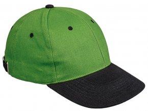 Čepice baseball STANMORE zelená