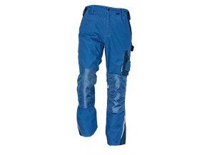 Kalhoty ALLYN modrá