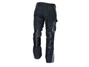 Kalhoty ALLYN černá-šedá