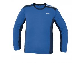 Tričko s dlouhým rukávem ALLYN modrá