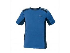 Tričko s krátkým rukávem ALLYN modrá