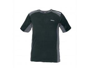 Tričko s krátkým rukávem ALLYN černá