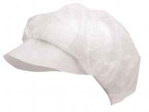 Čepice s kšiltem jednorázová polypropylen VAPI PEAK