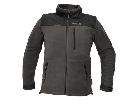 Fleecová bunda NARELLAN černá
