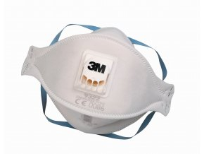 Filtrační polomaska (respirátor) 3M FFP2 9322