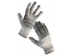 Pracovní rukavice pletené bezešvé BULBUL