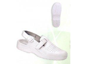 Sandál celokožený MIKA
