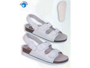 Sandál dámský zdravotní celokožený MEGI
