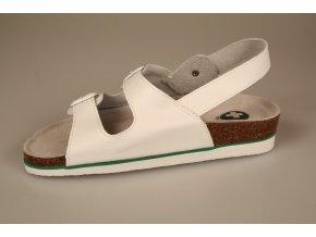 Sandál pánský zdravotní celokožený MEGI
