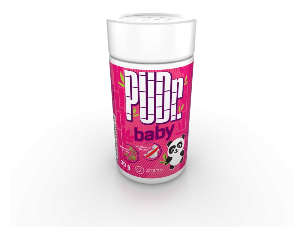 PudrBaby 30g 138x63mm A 2