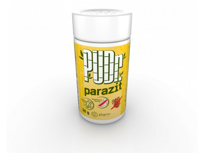 PudrParazzit 30g 138x63mm A 5
