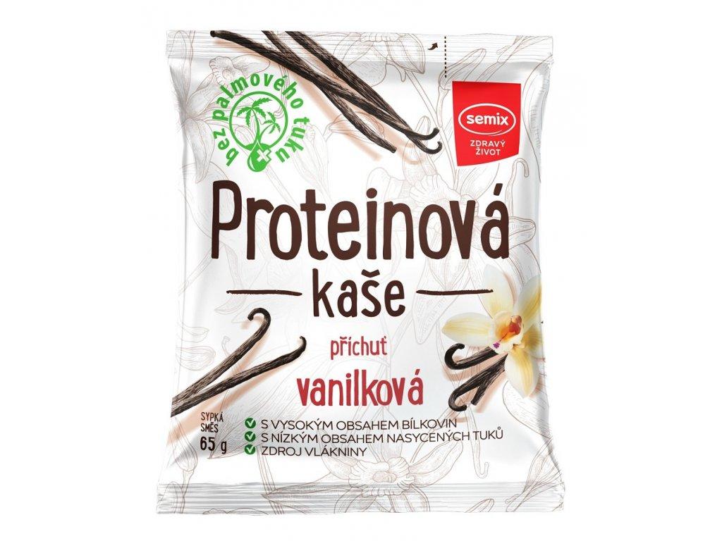 protein kaše vanilka