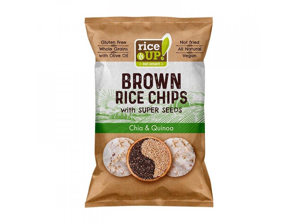 rýž. chipsy quinoa