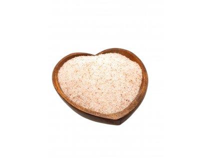 Himalájská sůl růžová jemná, 500 g